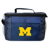 University of Michigan Wolverines 6-Can Cooler Bag