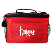 University of Nebraska Cornhuskers 6-Can Cooler Bag