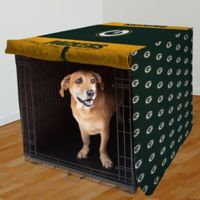 NFL Green Bay Packers 42-Inch Pet Crate Cover