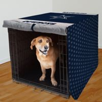 NFL Dallas Cowboys 42-Inch Pet Crate Cover