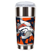 NFL Denver Broncos 24 oz. Vacuum Insulated Stainless Steel EAGLE Party Cup