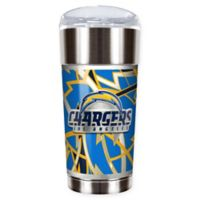 NFL Los Angeles Chargers 24 oz. Vacuum Insulated Stainless Steel EAGLE Party Cup