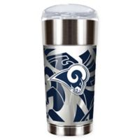 NFL Los Angeles Rams 24 oz. Vacuum Insulated Stainless Steel EAGLE Party Cup