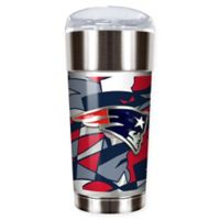 NFL New England Patriots 24 oz. Vacuum Insulated Stainless Steel EAGLE Party Cup