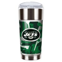 NFL New York Jets 24 oz. Vacuum Insulated Stainless Steel EAGLE Party Cup