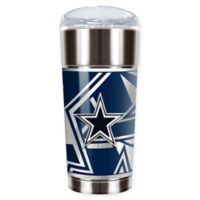 NFL Dallas Cowboys 24 oz. Vacuum Insulated Stainless Steel EAGLE Party Cup