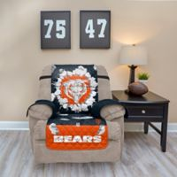 NFL Chicago Bears Explosion Recliner Cover