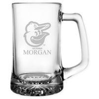 MLB Baltimore Orioles Beer Mug