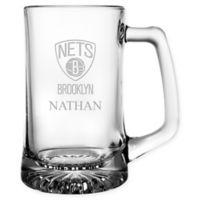NBA Brooklyn Nets Beer Mug