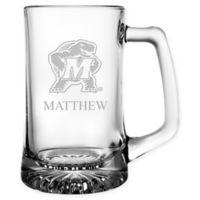 University of Maryland 15 oz. Glass Sport Mug