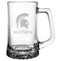 Michigan State University 15 oz. Glass Sport Mug