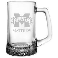 Mississippi State University 15 oz. Glass Sport Mug