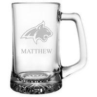 Montana State University 15 oz. Glass Sport Mug