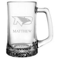 University of North Dakota 15 oz. Glass Sport Mug