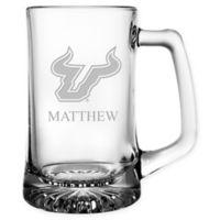 University of South Florida 15 oz. Glass Sport Mug