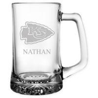 NFL Kansas City Chiefs Beer Mug