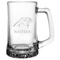 NFL Carolina Panthers Beer Mug