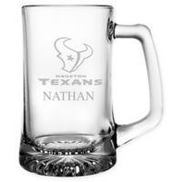 NFL Houston Texans Beer Mug