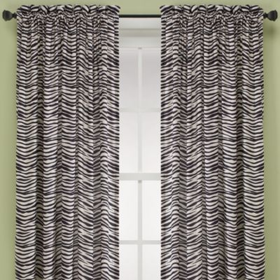 Buy Animal Print Curtains From Bed Bath Amp Beyond