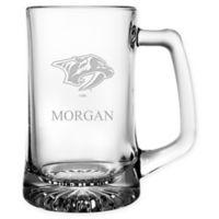 NHL Nashville Predators Beer Mug