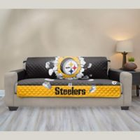 NFL Pittsburgh Steelers Sofa Cover