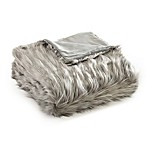 Chic Home Levida Throw Blanket in Grey
