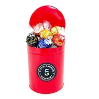 Lindt Truffle Filled Tin