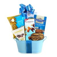 California Delicious Carmel by the Sea Salt Chocolate Gift Basket