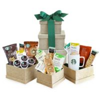 Starbucks® Favorite Gift Tower