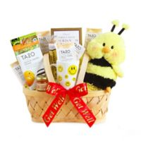 California Delicious Bee Well Gift Basket