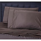 Hotel Royale 1050-Thread-Count King Sheet Set in Titanium