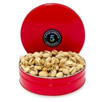Fifth Avenue Gourmet 16 oz. Pistachios in a Holiday Tin