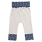 Sidewalk Talk by Pavilion Size 6-24M Triangle As You Grow Pant in Navy