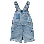 OshKosh B'gosh® Size 12M Denim Shortall in Blue