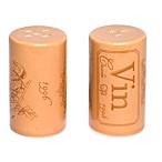 Core Kitchen Cork Salt & Pepper Shaker Set