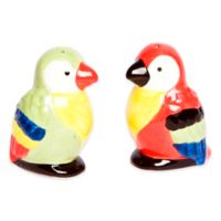Core Kitchen Parrots Salt & Pepper Shaker Set