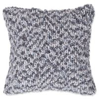 Nottingham Home Mod Ombre Loop Throw Pillow in Charcoal/Grey
