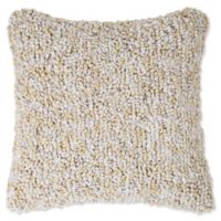Nottingham Home Mod Ombre Loop Throw Pillow in Beige/ivory