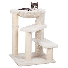 Trixie Baza Cat Tree In Cream Bed Bath Amp Beyond