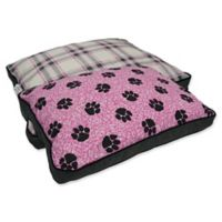 MyPillow® Cotton/Poly Small Pet Bed in Pink