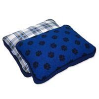 MyPillow® Cotton/Poly Small Pet Bed in Blue