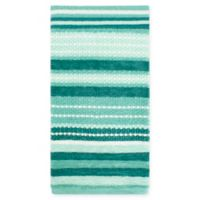 KitchenSmart® Colors Multi Stripe Kitchen Towel in Surf/Atlantic