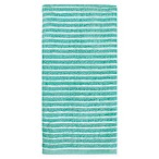 KitchenSmart® Colors Horizontal Stripe Kitchen Towel in Surf