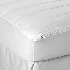 Therapedic® 400-Thread-Count Combed Cotton Mattress Pad