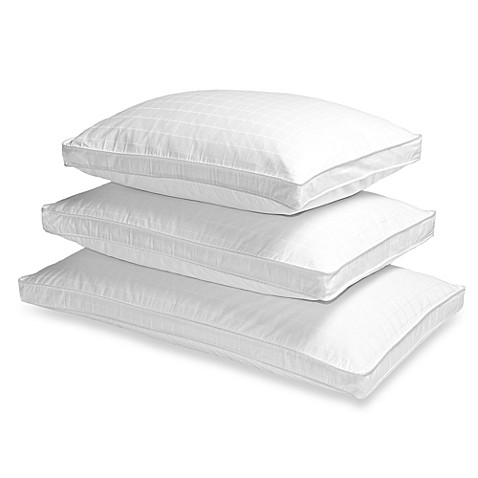 The seasons collectionr grand horizon white down side for Best pillow for side sleepers bed bath and beyond