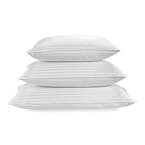Palais Royale™ Queen Down Back/Stomach Sleeper Pillow in White