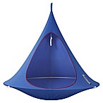 Cacoon Double Hammock Chair in Blue
