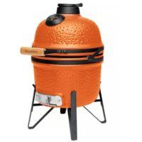 BergHOFF® 13-Inch Ceramic BBQ Grill in Bright Orange