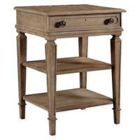 Stanley Furniture Wethersfield Estate Telephone Table in Brimfield Oak