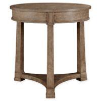 Stanley Furniture Wethersfield Estate Lamp Table in Brimfield Oak